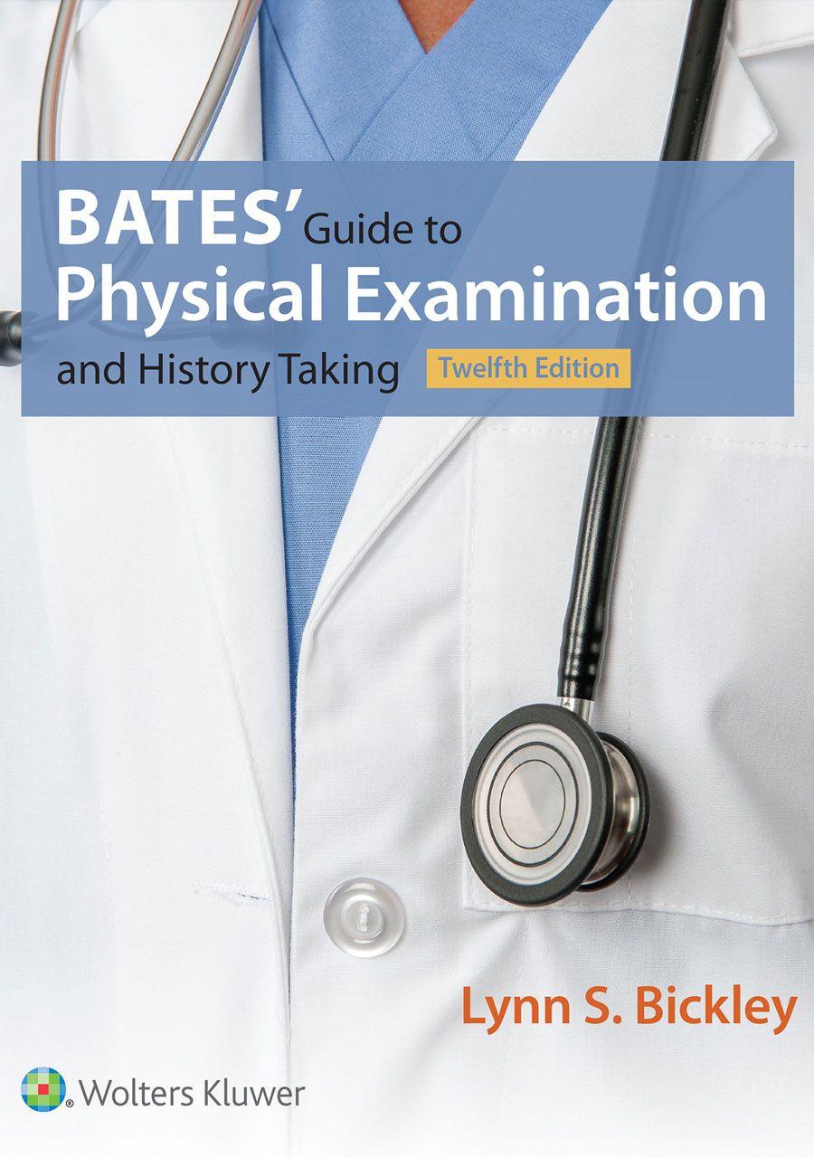 کتاب معاینه فیزیکی و شرح حال گیری باربارا بیتز 2017
