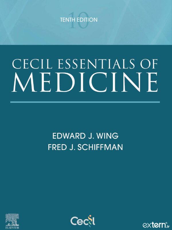 کتاب مبانی طب داخلی سیسیل ۲۰۲۲ ویرایش ۱۰