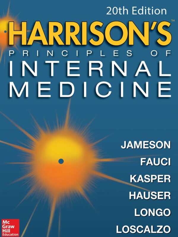 اصول طب داخلی هاریسون 2018