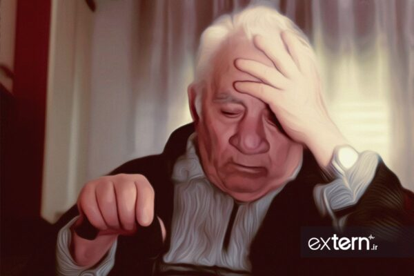 سردرد در ماکروگلوبولینمی والدنشتروم در فرد مسن