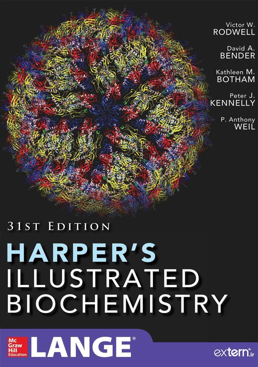 کتاب بیوشیمی مصور هارپر 2018 ویرایش 31