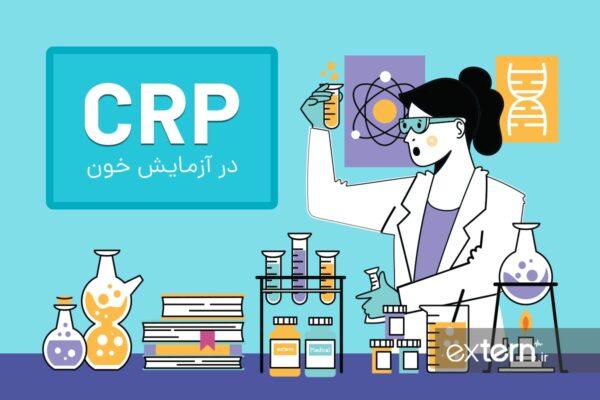 CRP در آزمایش خون؛ تفسیر و توضیح