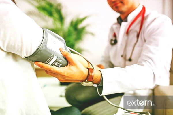 آموزش گرفتن فشار خون با دستگاه فشارسنج